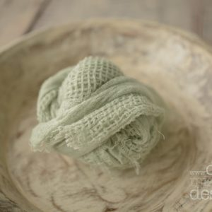 Celery Green Textured Wrap