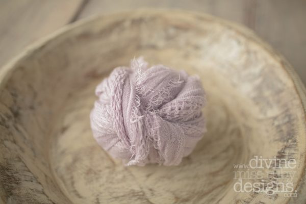 Lavender Textured Wrap