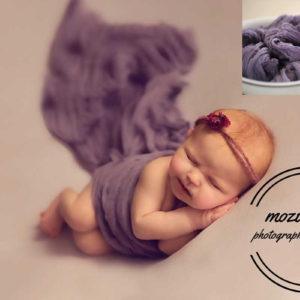 """""""INNA"""" Cheesecloth Photography Wraps"""