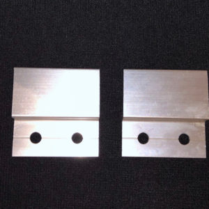 Spare Wall Mounting Brackets for the eZee Frame