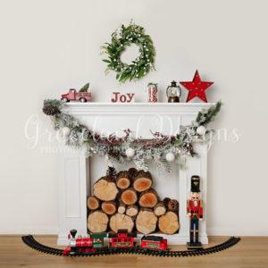 Christmas Joy – Fully Decorated