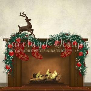 Santa's Coming – Half Decorated