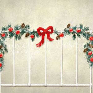 Sleeps Till Christmas – White